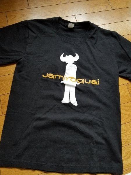 美品!ジャミロクワイ Tシャツ Sサイズ 黒