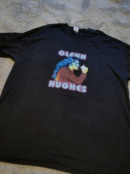 GLENN HUGHES Tシャツ SOUL MOVER ツアー2005 XLサイズ グレンヒューズ