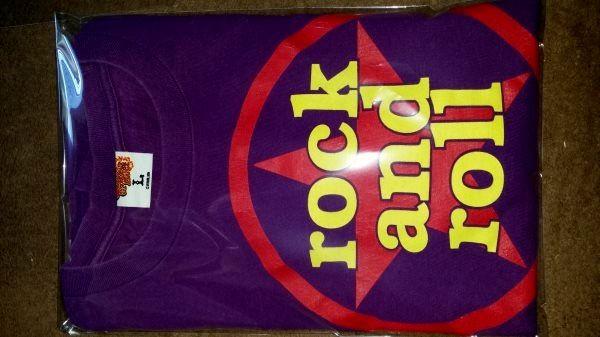 Bz LIVE-GYM 2005 CIRCLE OF ROCK Tシャツ Lサイズ