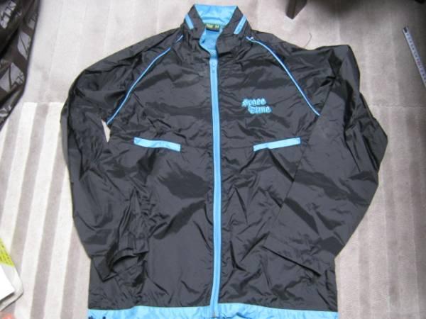 新品 フジロック 2005 SPACE TIME ナイロンパーカー ナイロンジャンバー ジャンパー FUJI ROCK FESTIVAL フェス Tシャツ ジャケット ライブグッズの画像
