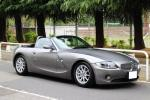 H16 BMW Z4 ロードスター2.2i 【低走行53,800?】 後期タイプ クリアーヘッドライト【検29/9】ETC/「禁煙車」/機関良好/東京