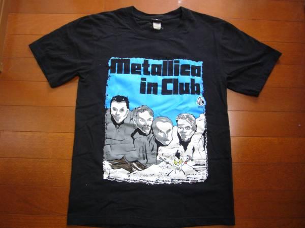 METALLICA ファンクラブ限定? Tシャツ メタリカ ライブグッズの画像