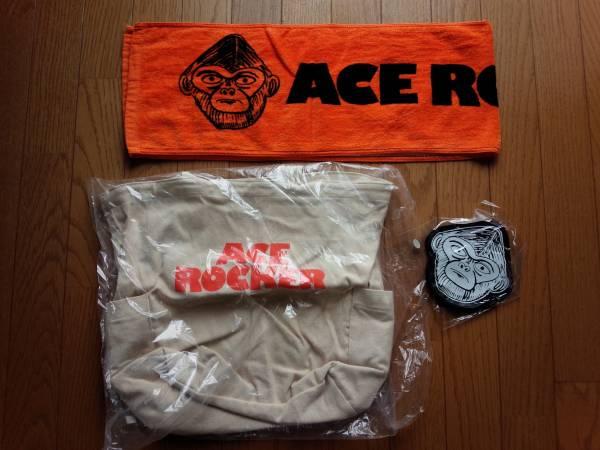 【美品・新品】 ザ・クロマニヨンズ ACE ROCKER 公式ライブ グッズ ライブグッズの画像