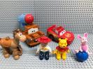 ☆レゴデュプロ☆ レゴ ミニフィグ カーズ トイストーリー プーさん LEGO 人形 ディズニー