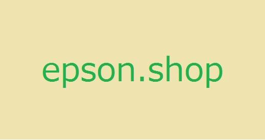 epson.shop ドメイン 活用 投資 エプソン コピー インク プリンター