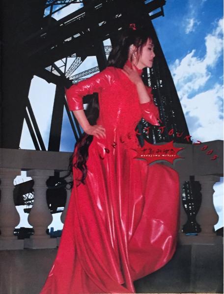 中島みゆき CONCERT TOUR 2005 パンフレット コンサートグッズの画像