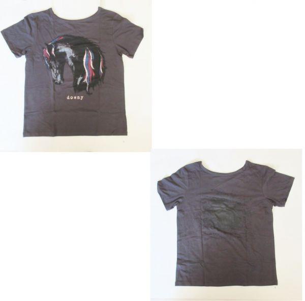 downy Tシャツ(ブラック) ダウニー グッズ