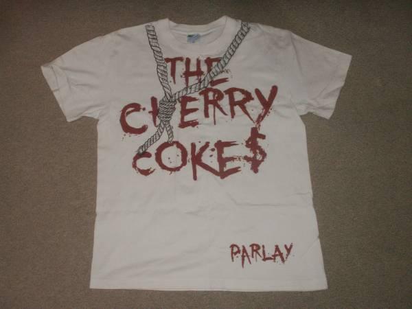 THE CHERRY COKE$ ツアーTシャツ POGUES DROPKICKMURPHYS