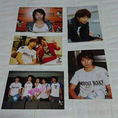 嵐 櫻井翔 2004・2005 ジャニーズフィルムフェスタ 会場限定写真