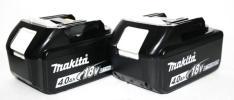 ★純正★新品★残量表示付き★ マキタ Makita 4.0Ah BL1840B 18V バッテリー 2個セット!
