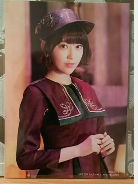 AKB48 HKT48 宮脇咲良 シュートサイン 通常盤 封入特典 生写真 ライブ・総選挙グッズの画像