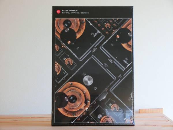 LEICA ノベルティーグッズ パズル UR-LEICA ウルライカ 500ピース 未開封品