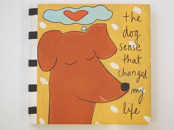 【洋書絵本】THE DOG SENSE THAT CHANGED MY LIFE【サンドラ・マグサメ】SANDRA MAGSAMEN_画像1