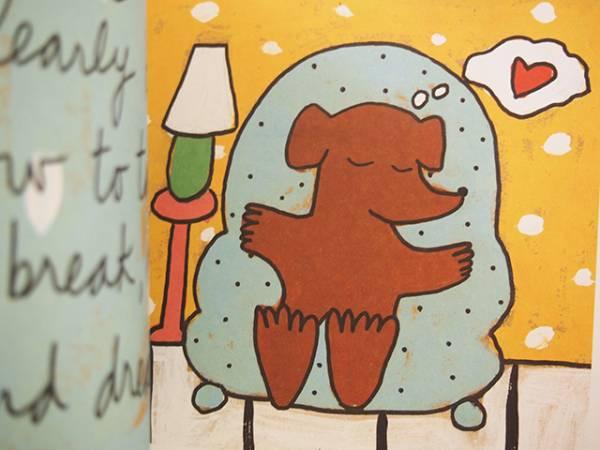 【洋書絵本】THE DOG SENSE THAT CHANGED MY LIFE【サンドラ・マグサメ】SANDRA MAGSAMEN_画像3