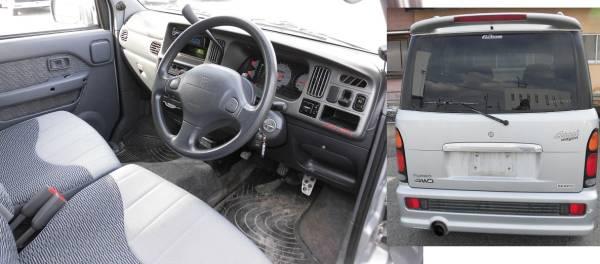 ダイハツATRAIアトレーGF-S230Gアトレイ部品取り車アトレィATパーツ売ります! 4WDシルバーS23アトレーワゴンEFターボS220Gアトレイワゴン_画像3