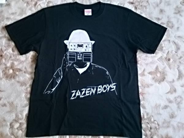 zazen boys ザゼン ボーイズ ディレイマンTシャツ 黒 M 新品