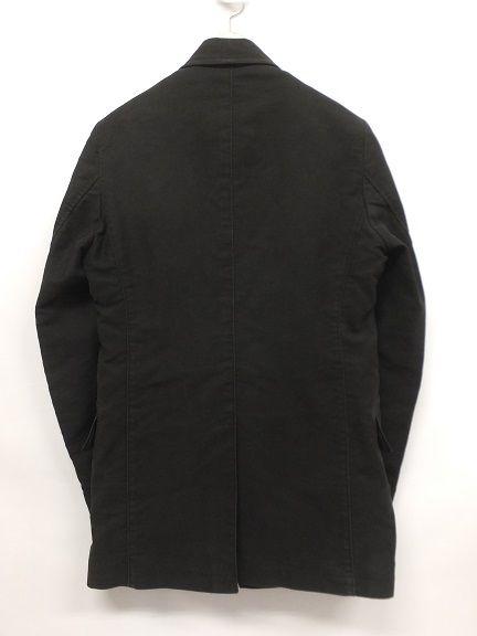 ニコルクラブフォーメン NICOLE CLUB FOR MEN 黒 コート 0413TA R F 0044322