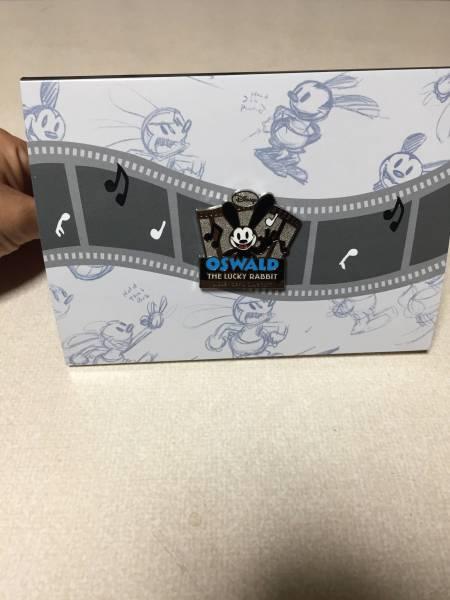 ディズニー オズワルド レアものピンバッジ(o^^o) ディズニーグッズの画像