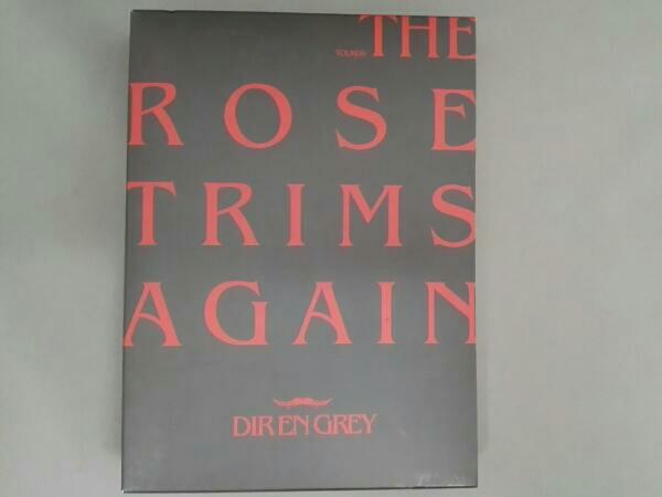 Dir en grey TOUR08 THE ROSE TRIMS AGAIN(初回生産限定版) ライブグッズの画像