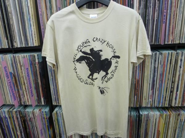 2点で送料無料/ NEIL YOUNG Tシャツ/サイズS / ニール・ヤング