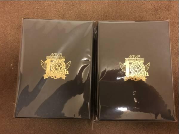 AKB48 10周年記念メダル&メンバー写真入りペンダントセット ライブ・総選挙グッズの画像