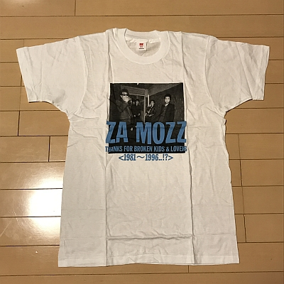 THE MODS Tシャツ