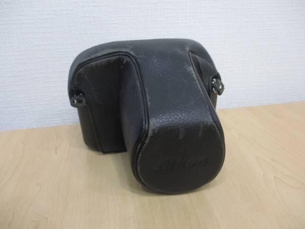 良品 ニコン Nikon F2 フォトミックS 黒ボディ レンズ NIKKOR-S.C Auto F1.2 f=55mm 純正ケース付き_画像2