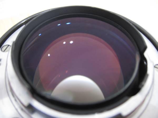 良品 ニコン Nikon F2 フォトミックS 黒ボディ レンズ NIKKOR-S.C Auto F1.2 f=55mm 純正ケース付き_画像3