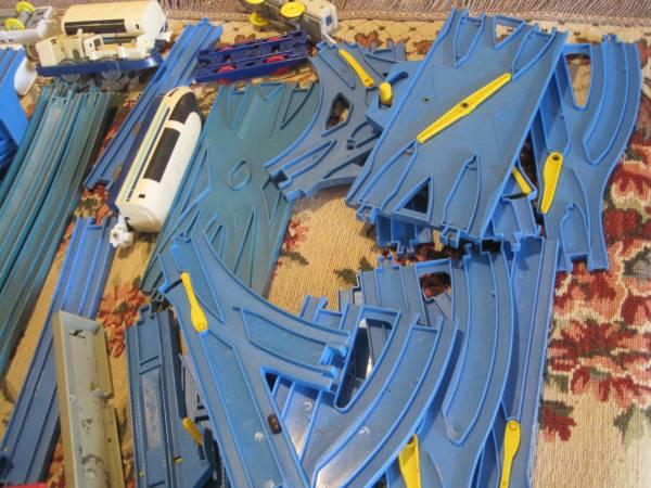 トミー プラレール レール 列車 まとめて_画像2
