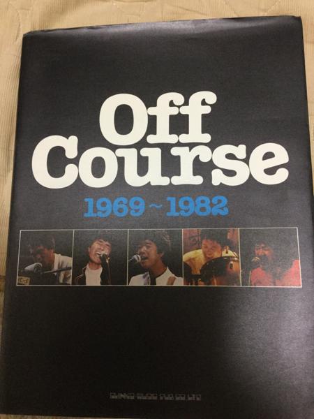 写真集 オフコース Off Couse 小田和正 1969-1882
