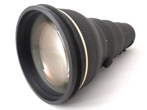 綺麗なヨンニッパ! Nikon AF-S 400mm F2.8D ED #784