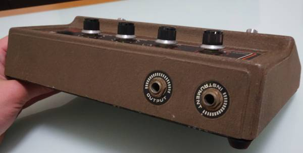 ☆送料無料♪ Roland JET PHASER AP7 1970年代製 ビンテージエフェクター メンテナンス済み ローランド ジェットフェイザー BOSS☆