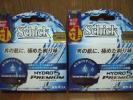 シック ハイドロ5プレミアム 替刃4個入りパック×2