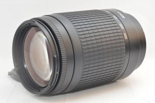 ★新品級美観★NIKON AF NIKKOR 70-300mm F4-5.6 G #4861