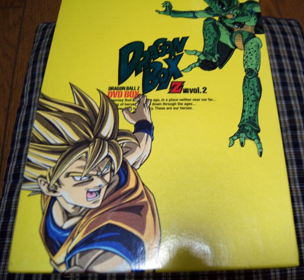 ドラゴンボールZ/DRAGON BALL Z DVD-BOX DRAGON BOX Z編 VOL.2 グッズの画像