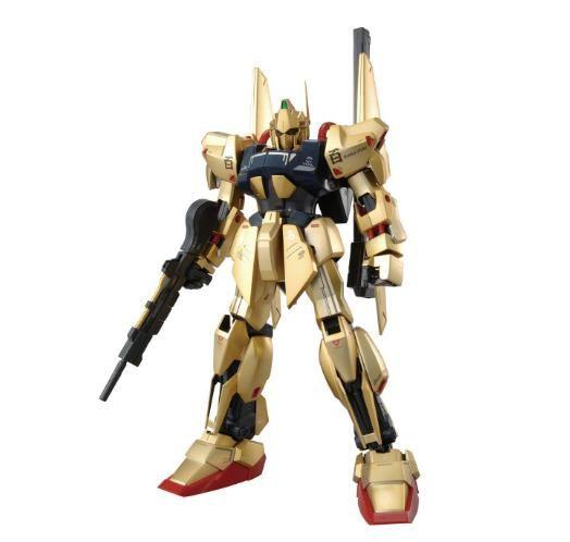 MG 1/100 MSN-00100 百式 HDカラー (機動戦士Zガンダム)  ★新品★_画像3