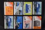 使用済みオレンジカード 24枚