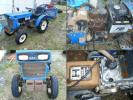 イセキ トラクター TX1300 耕二 2WD 2気筒ディーゼル 13馬力 農機具