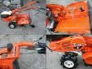 クボタ 耕運機 T1-40 管理機 フィンガークラッチ 家庭菜園 農機具