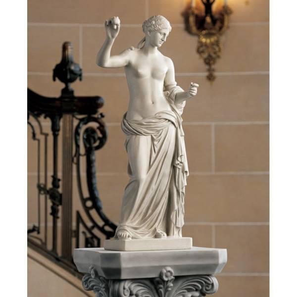 ビーナス像 ギリシャ神話美術品インテリア彫刻置物オブジェ家具装飾雑貨西洋洋風イタリア古代文明アルルのヴィーナス ミロのビーナス_画像2