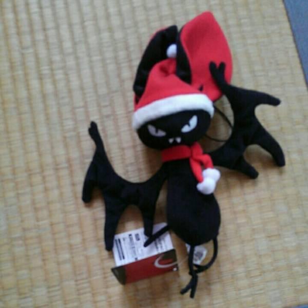 チュパカブラ クリスマスぬいぐるみ 新品タグ付き 送料140円 CHUPACABRA HYDE VAMPS 即決