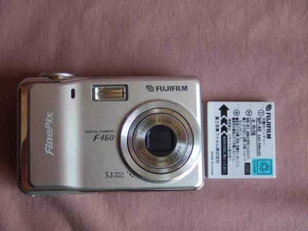 『ジャンク品』FUJIFILM 富士フイルム FinePix F460  送料クリックポスト164円