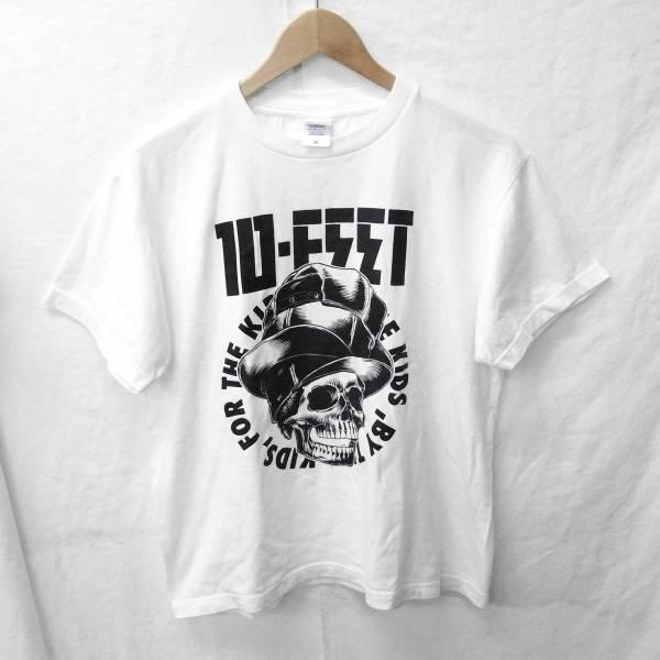10FEET バンド Tシャツ 10フィート バンT 半袖 TAKUMA