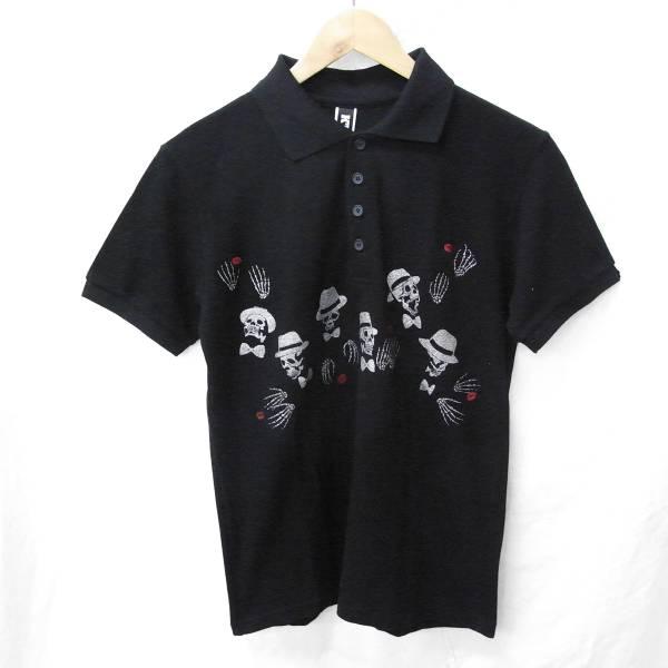 ケツメイシ KTM LOVE LOVE SUMMER ポロシャツ スカル Mサイズ ブラック ツアー
