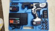 泉 イズミ 油圧 圧着器 REC-Lo15 T型 電気 設備 カクタス