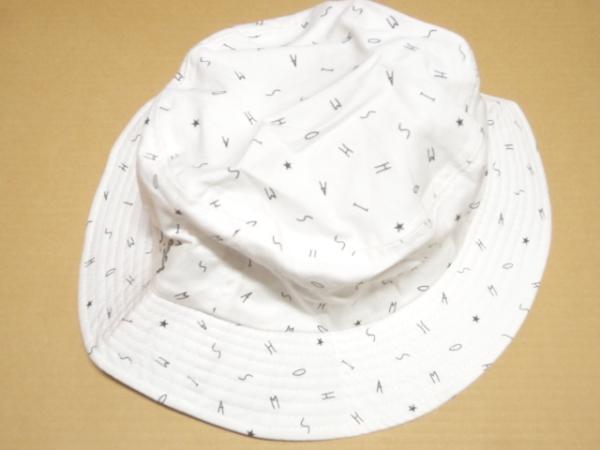[グッズ] SHISHAMO SVOLME コラボ バケットハット (未使用) / ししゃも シシャモ 帽子