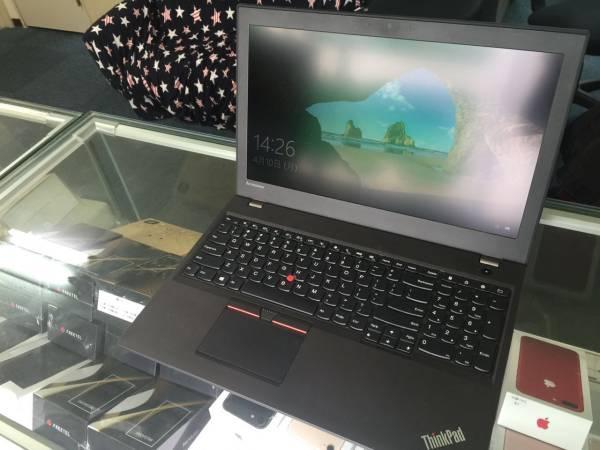 ThinkPad T550 I5-5300U 新品交換HDD1TB メモリ8G バッテリー寿命80%以上あり キーボード使用感なし 外観良好 Office 2016 導入