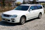 Heisei era 12 year 25t X FOUR aero package 4WD turbo aluminium navi HID excellent level real running the timing belt had been changed