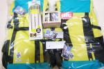 ヤマノススメ×CHUMS Zion Pack Sweat Nylon / チャムス / ふるさと納税 / 返礼品 / 限定品 / オリジナルモデル / あおいモデル / 新品