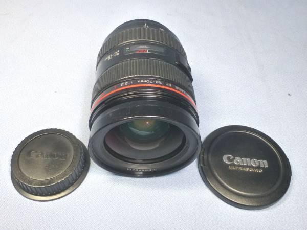★  綺麗  諸動作快調  ★    CANON ZOOM LENS    ★    EF    28-70mm/F2.8 L    ULTRASONIC